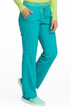 1e911e6446d Bottoms 105422: Nwt Med Couture Women S 8758 Activate Flow Yoga Cargo Scrub  Pant -> BUY IT NOW ONLY: $31.95 on eBay!