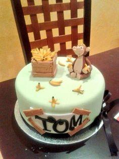 Monkey's Cake