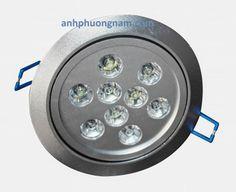 CTy CP Ánh Phương Nam: Đèn Led Tiết Kiệm Điện