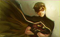 My favourite Boywonder by ~Kazeki on deviantART (agreed!)