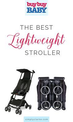 The Best Lightweight Stroller