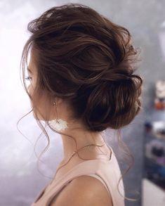 15 Stunning Low Bun Updo Wedding Hairstyles from Tonyastylist (EmmaLovesWeddings. - 15 Stunning Low Bun Updo Wedding Hairstyles from Tonyastylist (EmmaLovesWeddings) – - Wedding Hairstyles For Long Hair, Wedding Hair And Makeup, Easy Hairstyles, Hair Makeup, Prom Hairstyles, Elegant Wedding Hairstyles, Brown Wedding Hair, Hairstyles For Brides, Long Hair Updos