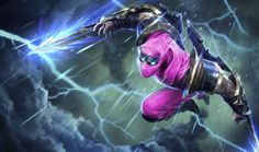 League Of Legends Players Are Rebelling Against Overpriced Stuff By DIYing Even Better Things. I'm not into LoL, but I stand with the players in the battle against spending insane amounts of money for a freaking basic ass recolor of something.