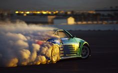 Drift, Nissan 350z