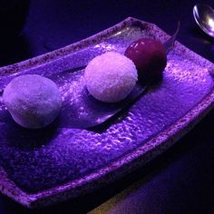 Mochi Mochi - out sweets with oriental twist