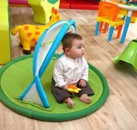 Tiny tots are welcome in our campings: babies and young children play with or without their parents - Yelloh! Village