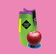 Chiller2Go® Fruit Suit Healthy Fruit Snacks, Suit Fabric, School Bags, Safe Food, Freezer, Gym Bag, Golf, Suits, Future