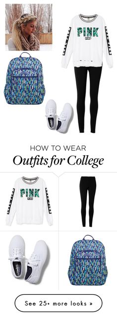 """""""Untitled #625"""" by jackelinhernandez on Polyvore featuring Max Studio, Keds and Vera Bradley"""