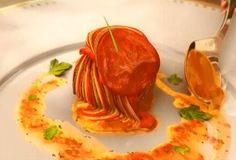 Remy's Ratatouille (This website has a lot of cool foods from books/tv/movies)