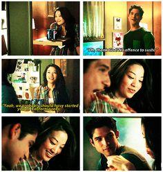 """S3 Ep15 """"Galvanize"""" - Kira and Scott"""