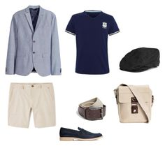 """Без названия #159"" by nv-stylist on Polyvore featuring men's fashion и menswear"