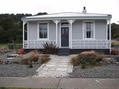 Railway Cottage in Ohakune, Central Plateau (Mt Ruapehu) | Bookabach.co.nz/8041