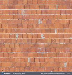 Textures.com - BrickLargeBrown0034D ESTE COLOR SIN JUNTA Textures, Image, Brunettes, Colors