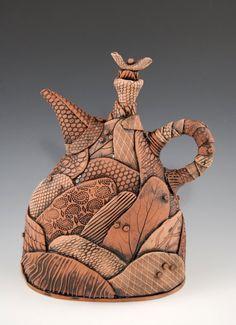 Coolest ceramic I've see yet!  Found at natalyasots.etsy.com