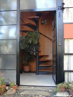 Great Buildings Image - Eames House