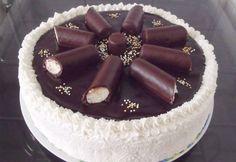 Hungarian Desserts, Hungarian Cake, Hungarian Recipes, Best Cake Recipes, Cupcake Recipes, Dessert Recipes, Tea Cakes, Cupcake Cakes, Coconut Brownies