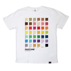 A second coming together of cracking music and a Pantone style colour chart. http://www.origin68.com/product/pantune#