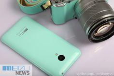 Mola: El Meizu m1 Mini se muestra en su primera fotografía oficial
