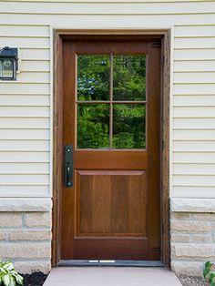 img & Exterior Doors Photo Gallery - Badger Corrugating   Doors ...