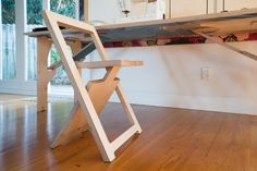 Space-saving furniture has always had a devoted fan base and as the tiny house movement gained momentum, folding furniture became a staple of small space solutions. While its versatility and multi-functionality can hardly go unnoticed, the pieces that actually contribute to the room aesthetic are not that easy to find.Dedicated to those who want to …