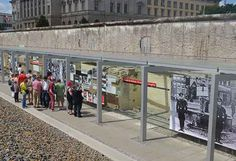 Gestapo history alongside the Berlin Wall: the Topography of Terror. Image by Kate Morgan / Lonely Planet.
