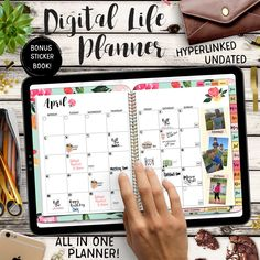 Digital life planner, GoodNotes Planner, Productivity Planner, All in one planner, undated digital planner The Joys Of Motherhood, Quotes About Motherhood, As You Like, All In One, All About Mom, Mom Planner, Physical Activities, Activities For Kids, Set Your Goals