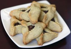 Post image for Chocolate and Peanut Butter: Not Your Bubbe's Hamentashen
