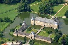 Wasserschloss Lembeck im Münsterland (Reichsgrafen von Merveldt)