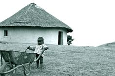 Xhosa village, Coffee Bay, South Africa