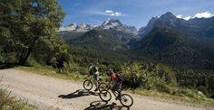 Trentino szlaki rowerowe