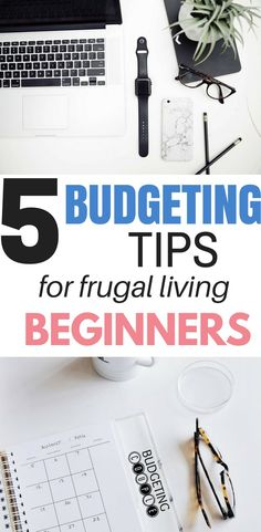 5 Budgeting Tips for Frugal Living Beginners! How to Budget | Budgeting Tips | Budgeting Tips for Beginners | Budget | Budget Tips | Budgeting for Beginners | How to Make a Budget | Frugal Living | BudgetingCouple.com #budgeting #budgetingtips #budgetingcouple