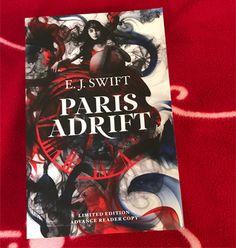Book Review: Paris Adrift by E.J Swift