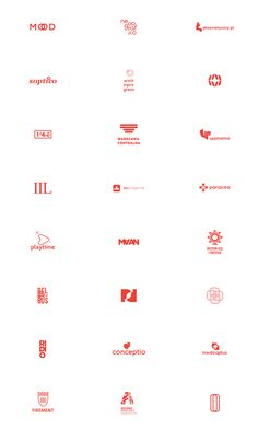 Logo Collection by Jan Janeczek