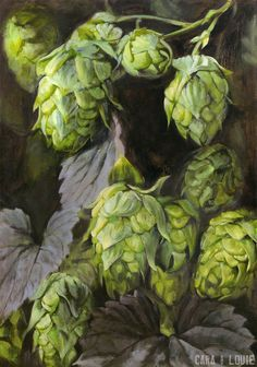 Beer Paintings - Paying tribute to fine beer with fine art.