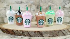 Doll Starbucks Frappe | DIY American Girl Doll Craft