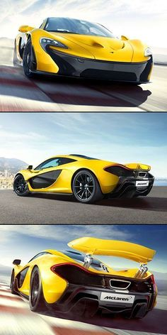 McLaren P1 Official Photos Released, Could Be Most Powerful Hybrid Supercar Yet #mclarensupercar #mclarenp1