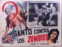 A Hora da Morte Ep 27 - Santo Vs The Zombies (Invasion Of The Zombies) | World Of Metal