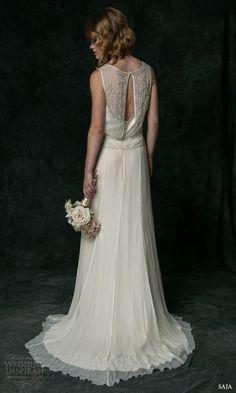 Saja 2016 Wedding Dresses | Wedding Inspirasi