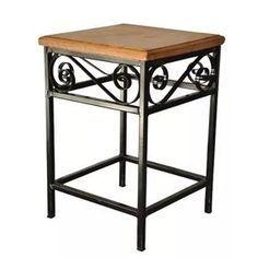 Iron Furniture, Steel Furniture, Industrial Furniture, Furniture Design, Hallway Table Decor, Wrought Iron Decor, Steel Art, Iron Art, Metal Projects