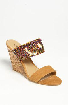 adf5185ae16 Nine West  Sweet Rosey  Sandal available at  Nordstrom Nine West Heels