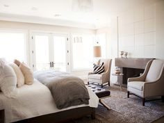 6th Street Design School | Kirsten Krason Interiors : Bedroom by Alice Lane Home Collection