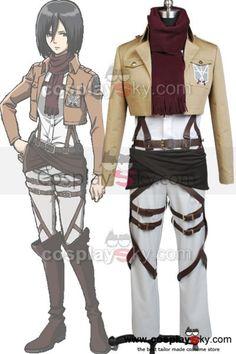 Attack-on-Titan-Mikasa-Ackerman-Cosplay-Costume-8