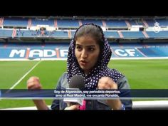 Youtube Thousands of Real Madrid fans visited the Bernabéu over Easter