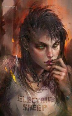 #emo #gothic #baddass