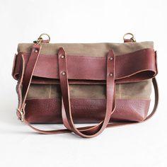 Handmade in Brooklyn: Bags by TM1985