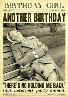 #geburtstag #birthday #another #hold #back #no #meAnother birthday - no, hold me back - Geburtstag -