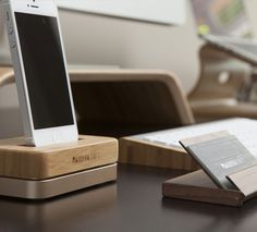 Maderacraft | Wood iPhone Cases | iPad Cases | Desk Accessories for Apple products #imac