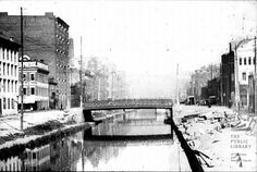 Vine St. bridge - 1882