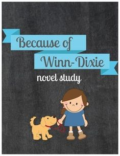 Winn dixie study guide