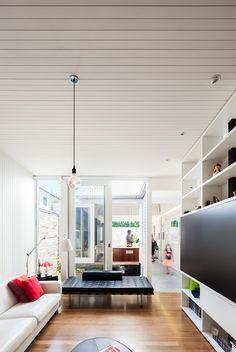 Light Cannon House  / Carterwilliamson Architects